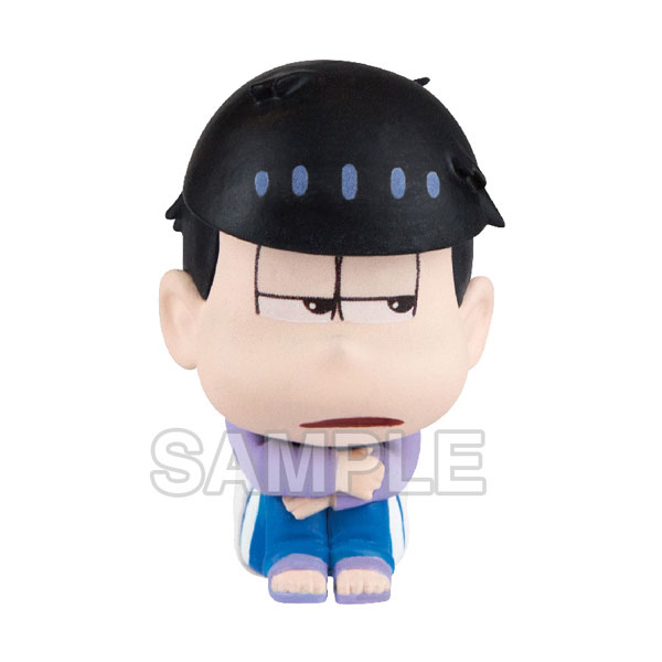 Osomatsu-san - Ichimatsu ga Ippai Collection Figure 6Pack BOX(Pre-order)おそ松さん 一松がいっぱい コレクションフィギュア 6個入りBOXAccessory
