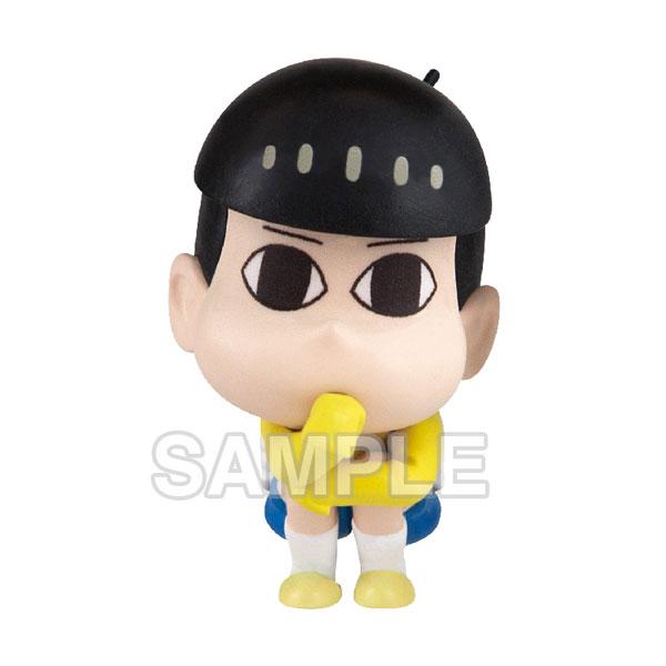 Osomatsu-san - Jyushimatsu ga Ippai Collection Figure 6Pack BOX(Pre-order)おそ松さん 十四松がいっぱい コレクションフィギュア 6個入りBOXAccessory