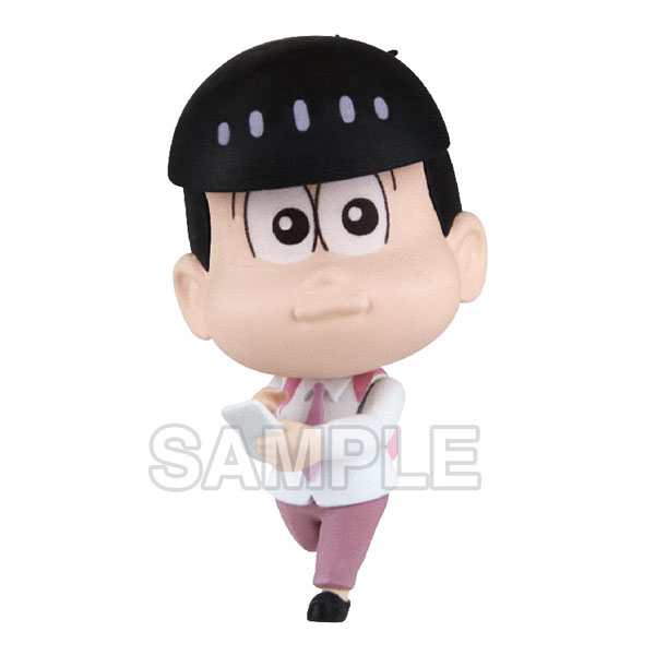 Osomatsu-san - Todomatsu ga Ippai Collection Figure 6Pack BOX(Pre-order)おそ松さん トド松がいっぱい コレクションフィギュア 6個入りBOXAccessory