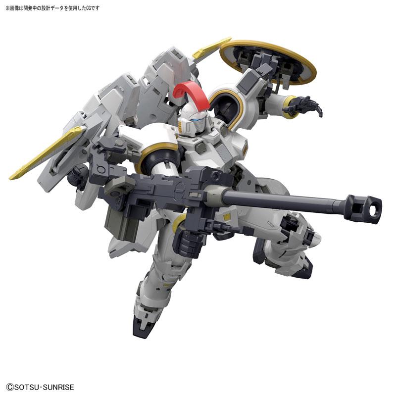 RG 1/144 Tallgeese EW Plastic Model from