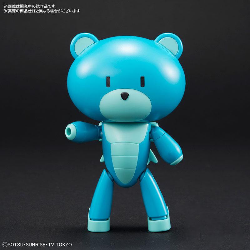 HGPG 1/144 Petit'GGuy Diver's Blue & Pla Card Plastic Model(Pre-order)HGPG 1/144 プチッガイ ダイバーズブルー&プラカード プラモデルAccessory