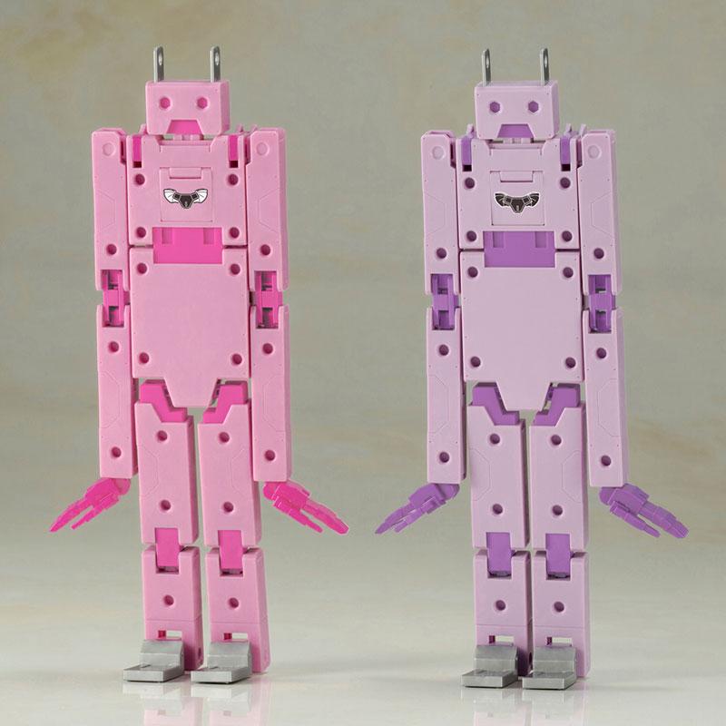 Frame Arms Girl - Juden-kun MATERIA WHITE & MATERIA BLACK Ver. Plastic Model(Pre-order)フレームアームズ・ガール 充電くん MATERIA WHITE & MATERIA BLACK Ver. プラモデルAccessory