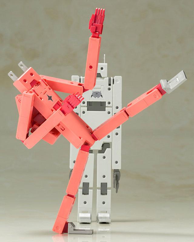 Frame Arms Girl - Juden-kun ARCHITECT & JINRAI Ver. Plastic Model(Pre-order)フレームアームズ・ガール 充電くん ARCHITECT & JINRAI Ver. プラモデルAccessory