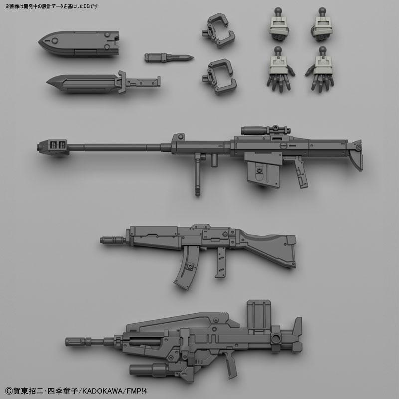 1/60 Gernsback Ver.IV Plastic Model From