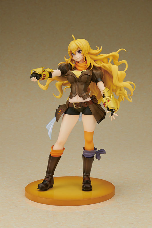 RWBY - Yang Xiao Long 1/8 Complete Figure(Pre-order)RWBY ヤン・シャオロン 1/8 完成品フィギュアScale Figure