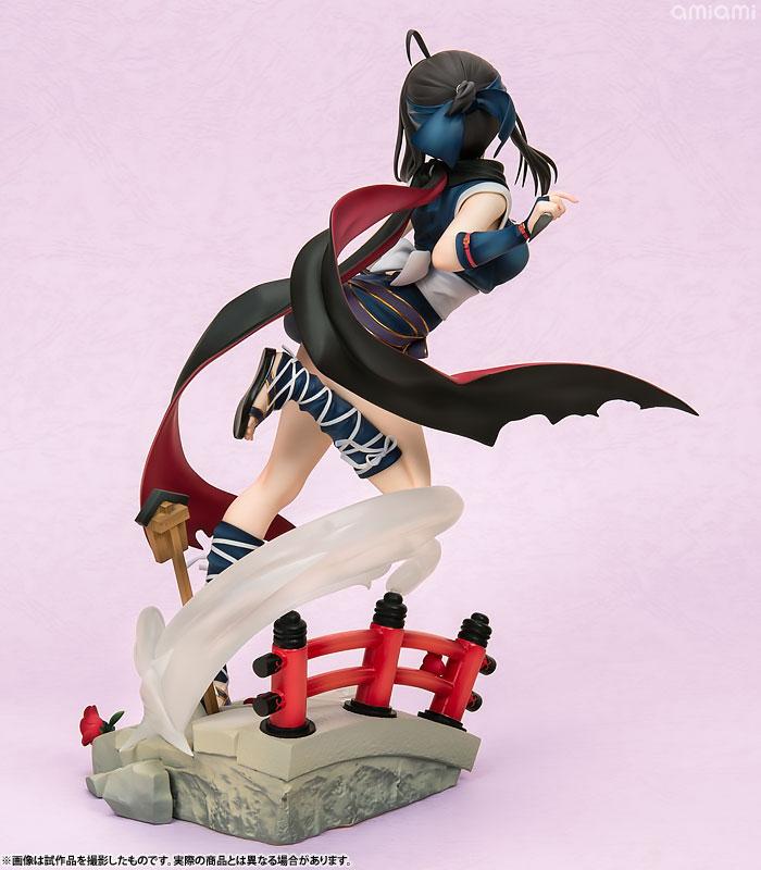 Senren Banka - Mako Hitachi 1/7 Complete Figure(Pre-order)千恋*万花 常陸茉子 1/7 完成品フィギュアScale Figure