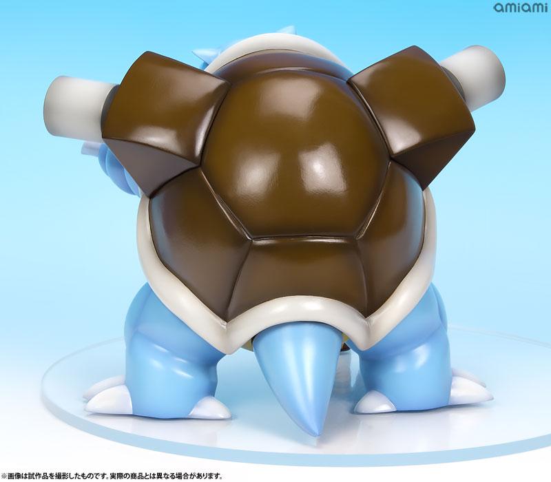 G.E.M. Series - Pokemon: Gary & Blastoise Complete Figure(Pre-order)G.E.M.シリーズ ポケットモンスター シゲル&カメックス 完成品フィギュアScale Figure