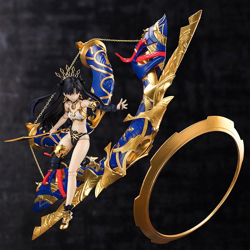 4インチネル Fate/Grand Order アーチャー/イシュタル アクションフィギュア[千値練]《08月予約》