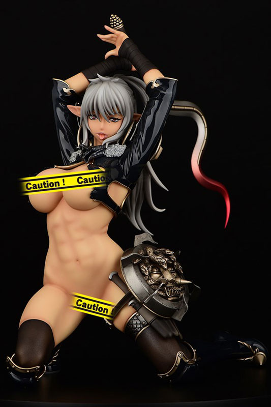 Queen's Blade - Veteran Mercenary Echidna: High Quality Edition: ver.DARKNESS 1/6 Complete Figure(Pre-order)クイーンズブレイド 歴戦の傭兵 エキドナ:High Quality Edition:ver.DARKNESS 1/6 完成品フィギュアScale Figure