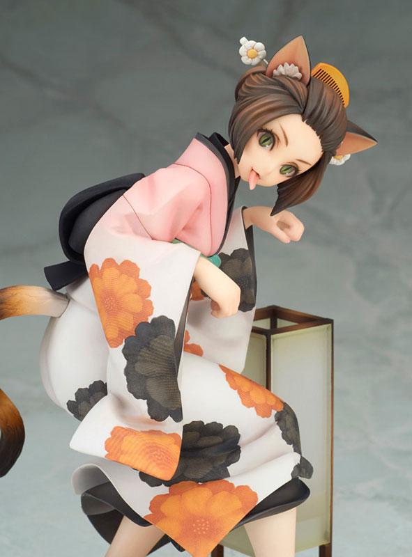 Oboro Muramasa - Nekomata Okoi 1/8 Complete Figure(Pre-order)朧村正 猫又お恋 1/8 完成品フィギュアScale Figure