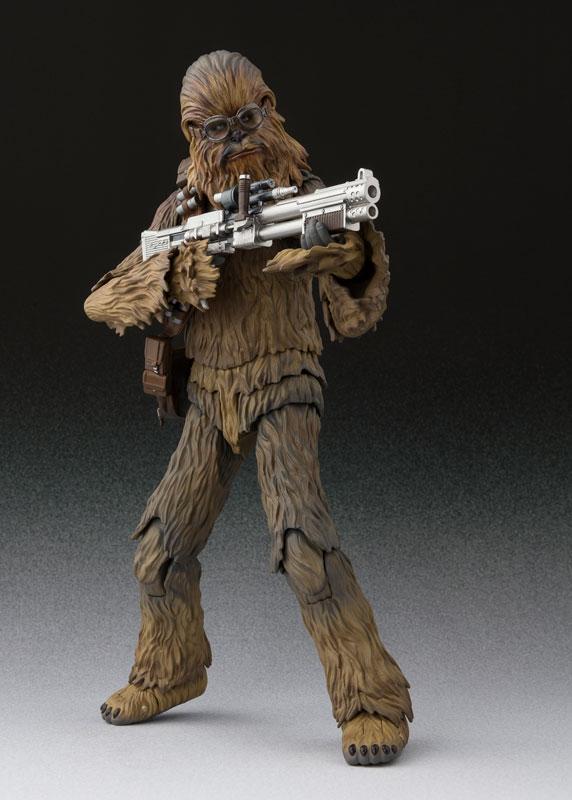 S.H. Figuarts - Chewbacca (SOLO)