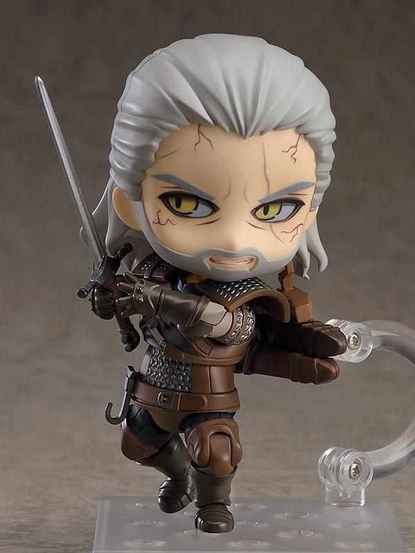 Nendoroid - The Witcher 3 Wild Hunt: Geralt(Pre-order)ねんどろいど ウィッチャー3 ワイルドハント ゲラルトNendoroid