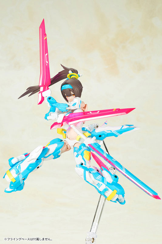 Megami Device - Asra Archer Aoi 1/1 Plastic Model(Pre-order)メガミデバイス 朱羅 弓兵 蒼衣 1/1 プラモデルScale Figure