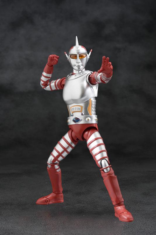 HAF (Hero Action Figure) Tsuburaya Pro Hen - Jumborg Ace Complete Figure(Pre-order)HAF(ヒーローアクションフィギュア) 円谷プロ編 ジャンボーグA 完成品フィギュアScale Figure