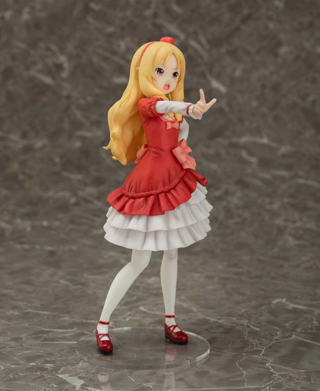 Eromanga Sensei - Elf Yamada Lolita Clothing Ver. 1/7 Complete Figure(Pre-order)エロマンガ先生 山田エルフ ロリータ服Ver. 1/7 完成品フィギュアScale Figure