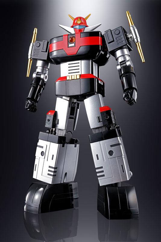 超合金魂 GX-60R 宇宙大帝ゴッドシグマ(リニューアルバージョン) 『宇宙大帝ゴッドシグマ』[BANDAI SPIRITS]