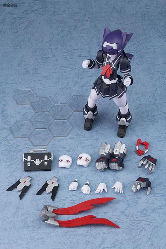 Polynian - Vania Old Uniform Complete Model Action Figure(Pre-order)ポリニアン ヴァニア Old Uniform 完成品アクションフィギュアScale Figure