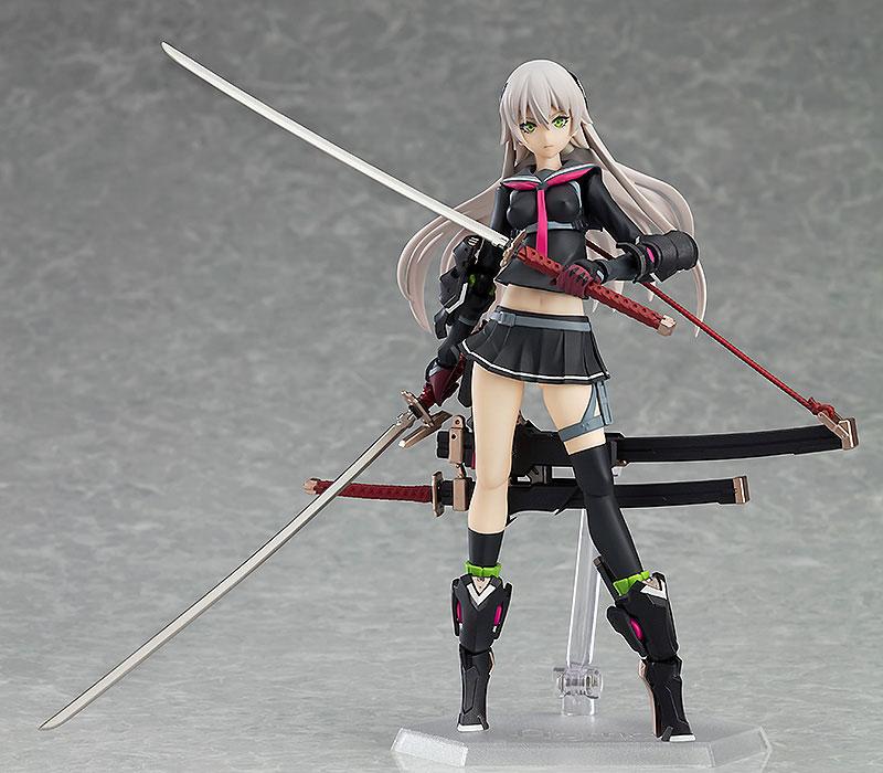 figma - Heavily Armed High School Girls: Ichi(Pre-order)figma 重兵装型女子高生 壱Figma