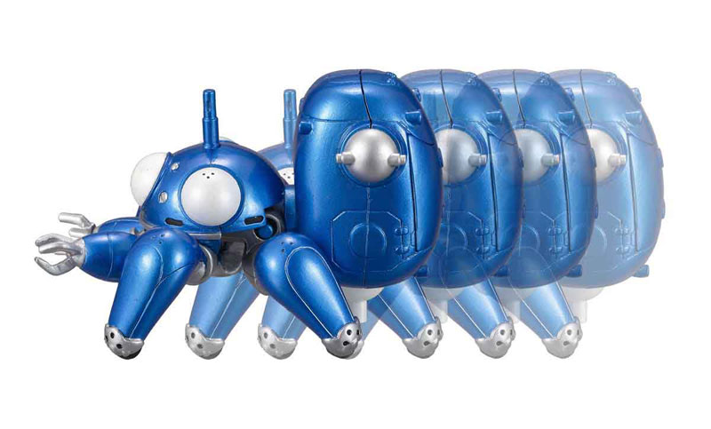 TokoToko Tachikoma - Ghost in the Shell STAND ALONE COMPLEX: TokoToko Tachikoma Returns 2018(Pre-order)トコトコタチコマ 攻殻機動隊 STAND ALONE COMPLEX トコトコタチコマりた~んず2018Scale Figure