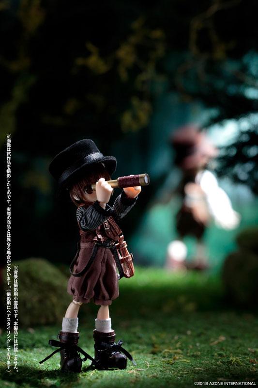 Lil' Fairy -Chiisana Otetsudai-san- Allen 1/12 Complete Doll(Pre-order)Lil'Fairy ~ちいさなお手伝いさん~ アレン 1/12 完成品ドールScale Figure