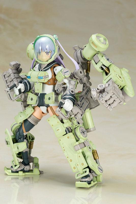 Frame Arms Girl - Greifen Plastic Model(Pre-order)フレームアームズ・ガール グライフェン プラモデルScale Figure