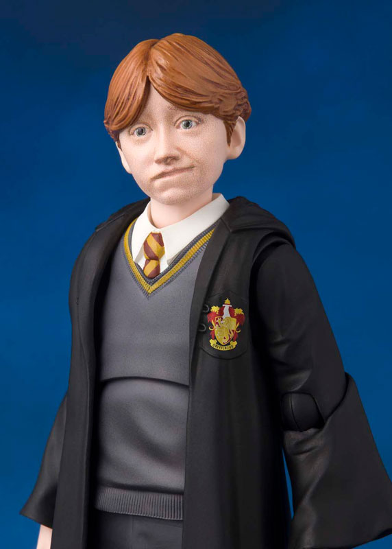 S.H. Figuarts - Ron Weasley (Harry Potter and the Sorcerer's Stone)(Pre-order)S.H.フィギュアーツ ロン・ウィーズリー (ハリー・ポッターと賢者の石)Scale Figure