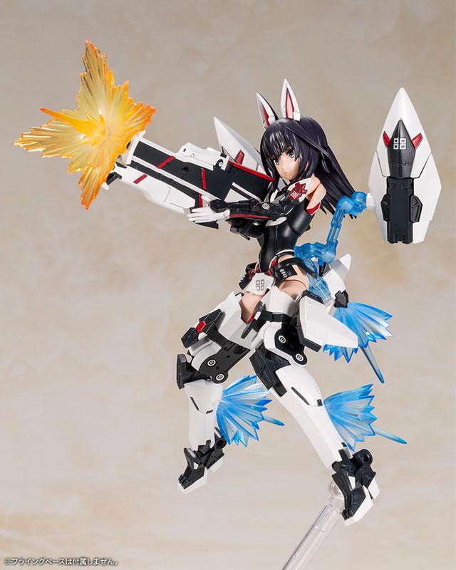 Megami Device x Alice Gear Aegis - Kaede Agatsuma 1/1 Plastic Model(Pre-order)メガミデバイス × アリス・ギア・アイギス 吾妻楓 プラモデルScale Figure