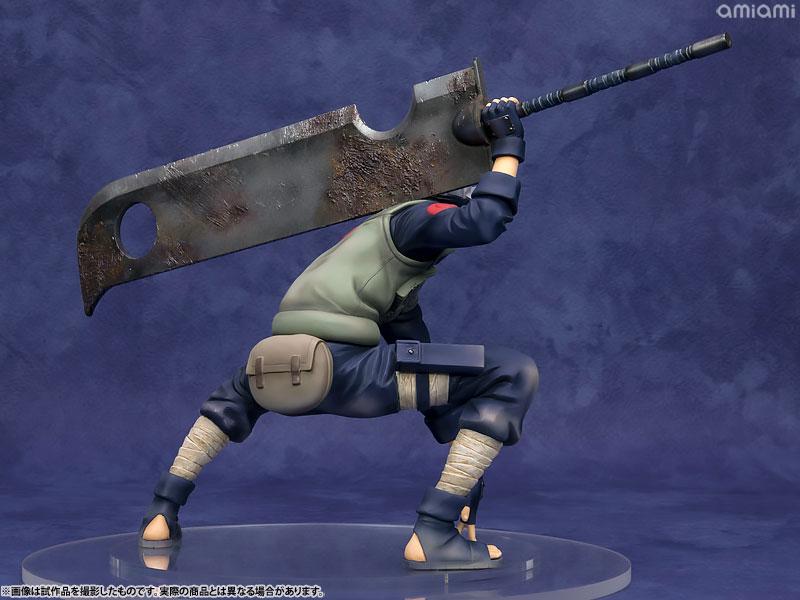 [Exclusive Sale] G.E.M. Series - NARUTO Shippuden: Kakashi Hatake Shinobi World War Ver. Complete Figure(Pre-order)【限定販売】G.E.M.シリーズ NARUTO-ナルト- 疾風伝 はたけカカシ 忍界大戦Ver. 完成品フィギュアScale Figure