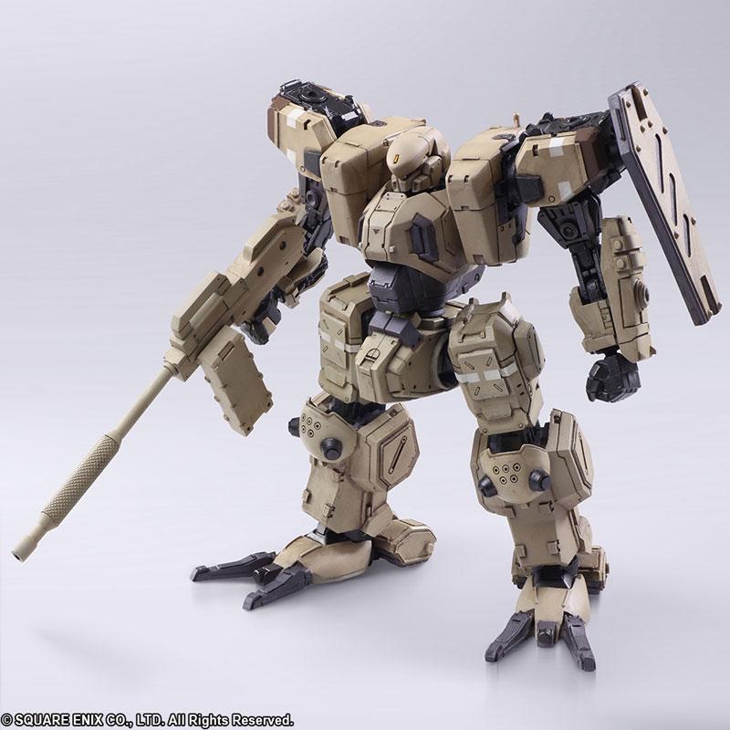 Front Mission The First - WANDER ARTS: Zenith Desert Ver. Action Figure(Pre-order)フロントミッション ザ・ファースト ヴァンダーアーツ ゼニス 砂漠Ver アクションフィギュアScale Figure