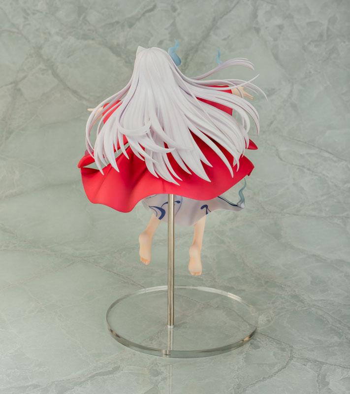 Yuragi-sou no Yuuna-san - Yuuna Yunohana 1/7 Complete Figure(Pre-order)ゆらぎ荘の幽奈さん 湯ノ花幽奈 1/7 完成品フィギュアScale Figure