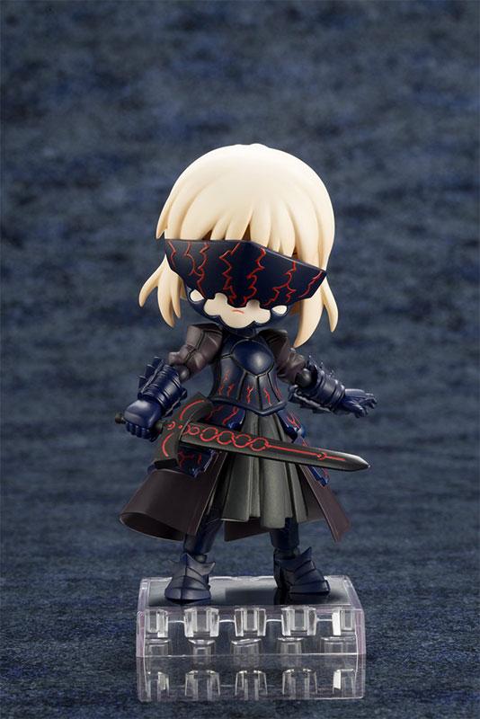 キューポッシュ Fate/Grand Order セイバー/アルトリア・ペンドラゴン〔オルタ〕 可動フィギュア