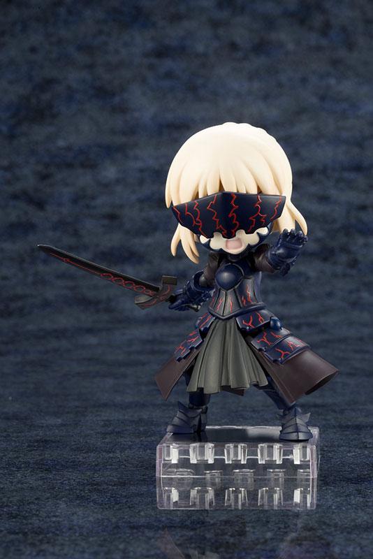 Cu-poche - Fate/Grand Order - Saber/Altria Pendragon [Alter] Posable Figure(Pre-order)キューポッシュ Fate/Grand Order セイバー/アルトリア・ペンドラゴン〔オルタ〕 可動フィギュアNendoroid