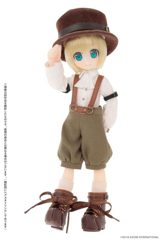 Lil' Fairy - Chiisana Otetsudai-san - Mem 1/12 Complete Doll(Pre-order)Lil'Fairy ~ちいさなお手伝いさん~ メム 1/12 完成品ドールScale Figure