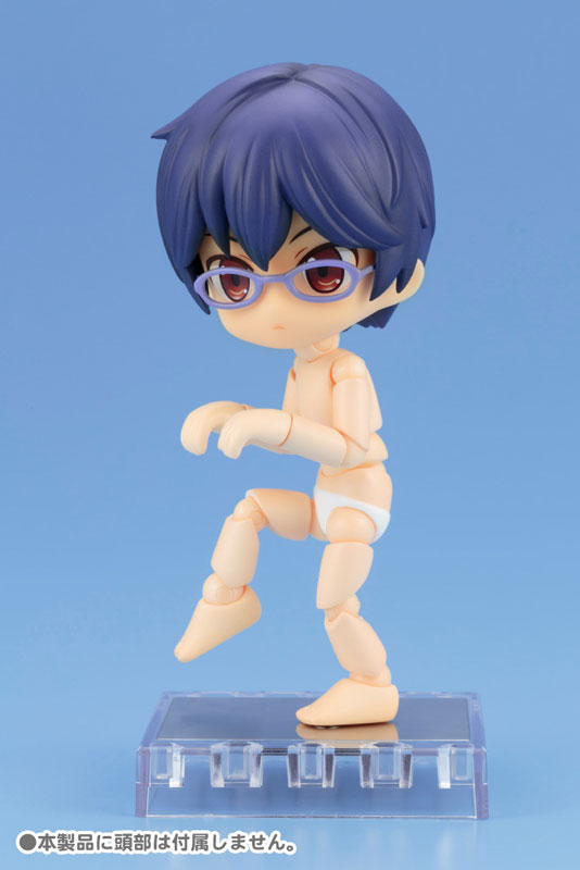Cu-poche Extra - Boy Body (Plain Body) Posable Figure(Pre-order)キューポッシュえくすとら 男の子ボディ(素体) 可動フィギュアNendoroid