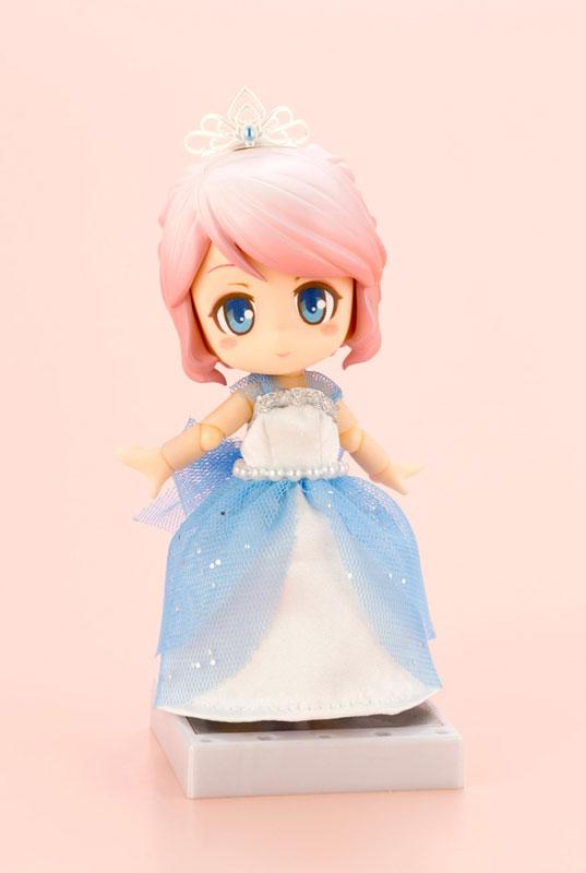 キューポッシュフレンズ シンデレラ-Cinderella- 可動フィギュア