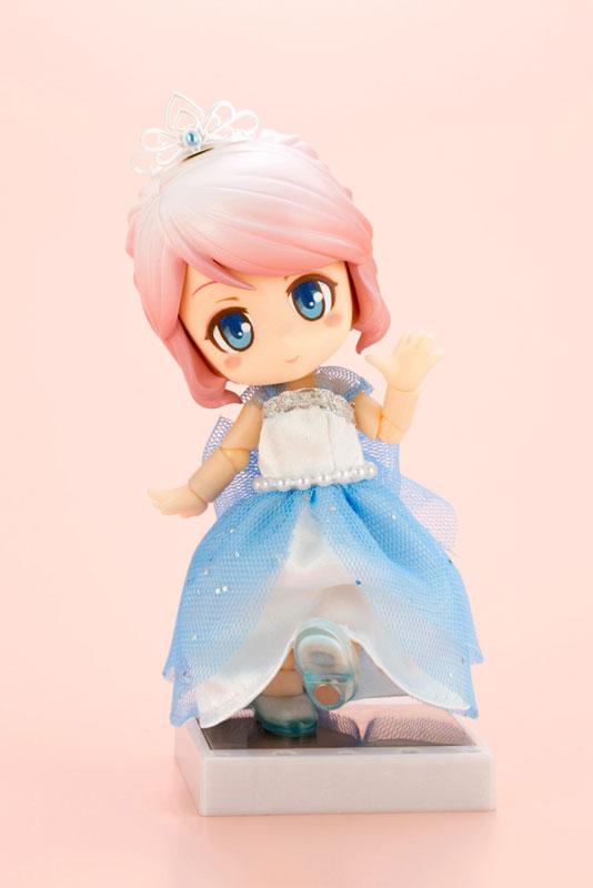 Cu-poche Friends - Cinderella Posable Figure(Pre-order)キューポッシュフレンズ シンデレラ-Cinderella- 可動フィギュアNendoroid