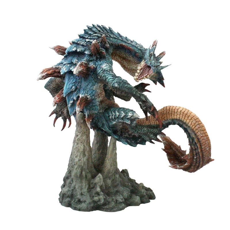 Capcom Figure Builder Creator's Model - Sea Dragon: Lagiacrus Fukkoku Edition(Pre-order)カプコンフィギュアビルダー クリエイターズモデル 海竜 ラギアクルス 復刻版Scale Figure