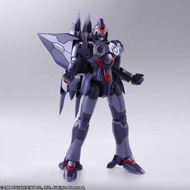 Xenogears - BRING ARTS: Weltall Action Figure(Pre-order)Xenogears BRING ARTS ヴェルトール アクションフィギュアScale Figure