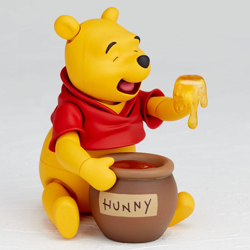 Figure Complex Movie Revo Series No.011 Winnie the Pooh(Pre-order)フィギュアコンプレックス MOVIE REVO Series No.011 くまのプーさんScale Figure