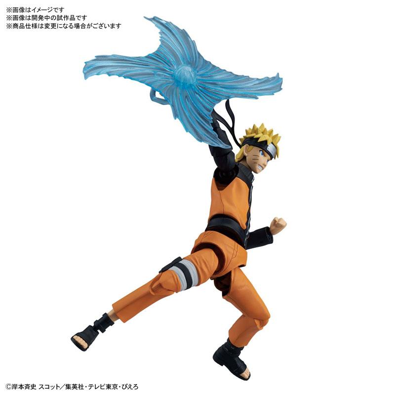 Figure-rise Standard - Naruto Uzumaki Plastic Model