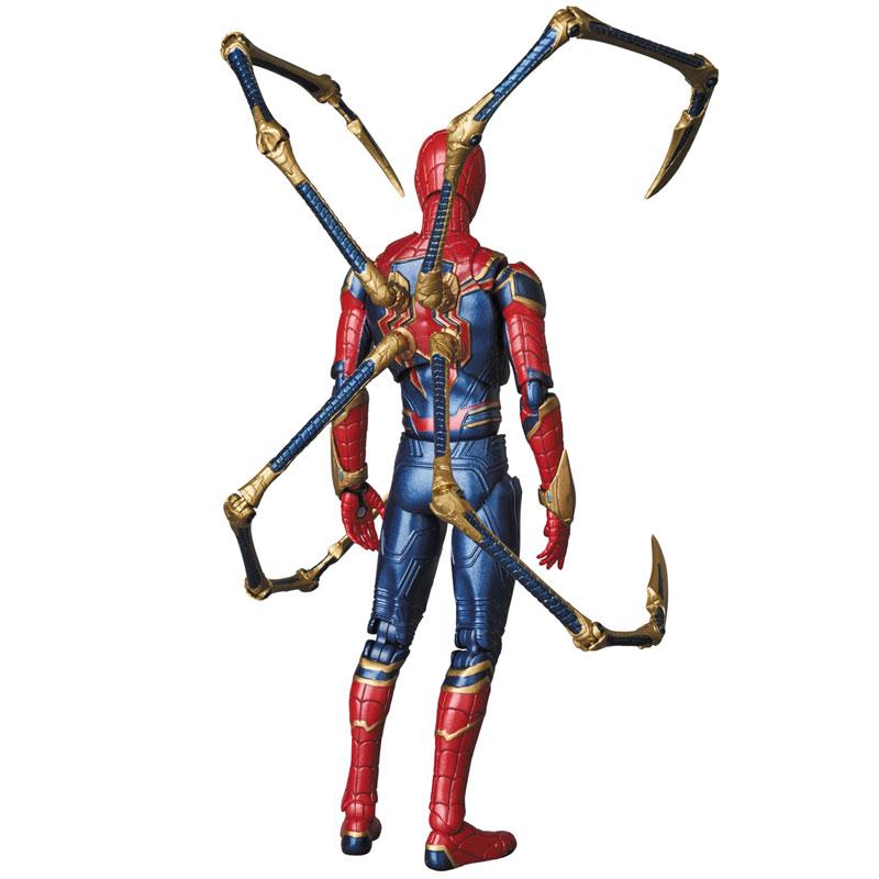 MAFEX No. 081 IRON SPIDER