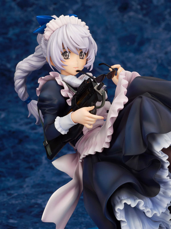 Full Metal Panic! Invisible Victory Teletha Testarossa Maid Ver. 1/7 Complete Figure(Pre-order)フルメタル・パニック! Invisible Victory テレサ・テスタロッサ メイドVer. 1/7 完成品フィギュアScale Figure