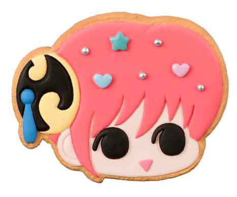Charm Patisserie - Gintama Gin-san no Cookie-ya-san 6Pack BOX(Pre-order)チャーム・パティスリー 銀魂 銀さんのクッキー屋さん 6個入りBOXAccessory