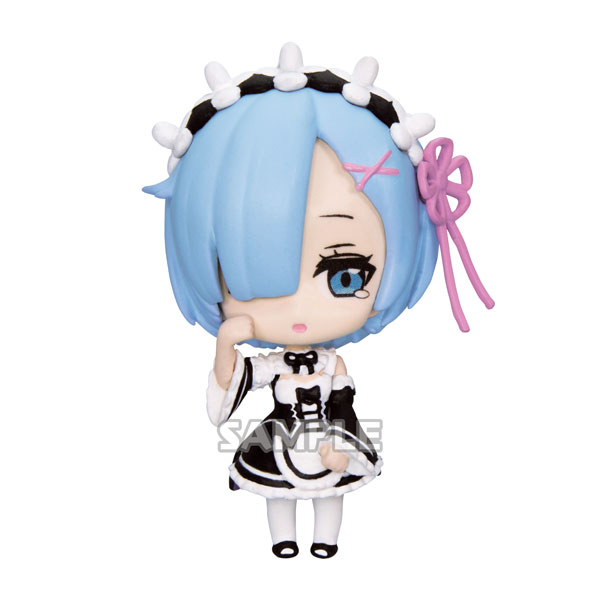 Re:ZERO -Starting Life in Another World- Rem ga Ippai Collection Figure vol.2 6Pack BOX(Pre-order)Re:ゼロから始める異世界生活 レムがいっぱいコレクションフィギュアvol.2 6個入りBOXAccessory