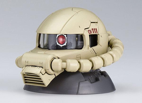 機動戦士ガンダム EXCEED MODEL ZAKU HEAD 5 9個入りBOX