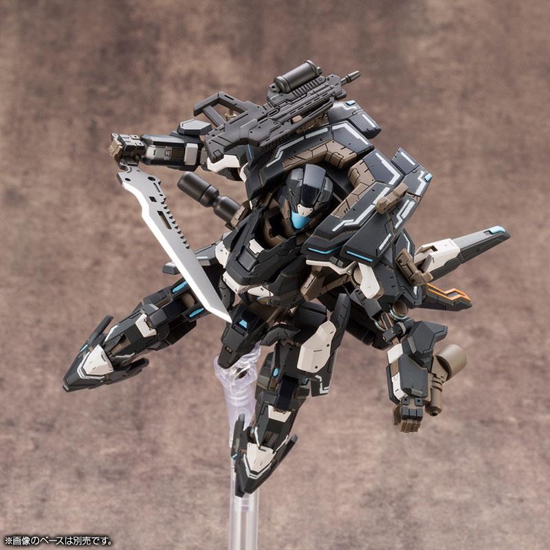 ファンタシースターオンライン2 A.I.S Black Ver. 1/72 プラモデル