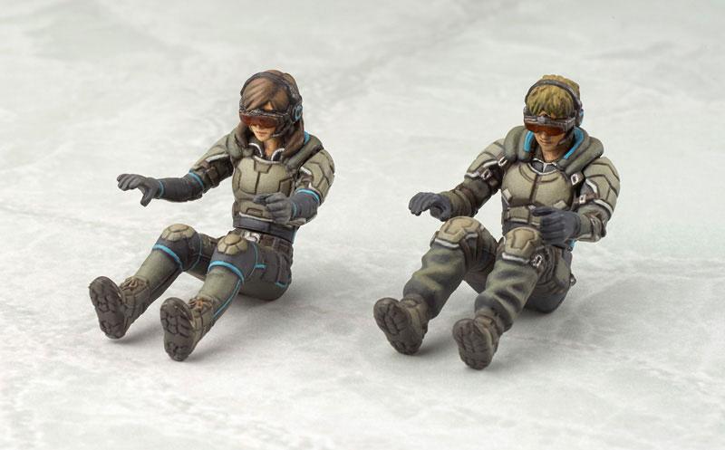 [Bonus] 1/35 Border Break Cougar NX Assault Custom Plastic Model(Pre-order)【特典】1/35 ボーダーブレイク クーガーNX 強襲兵装 プラモデルAccessory