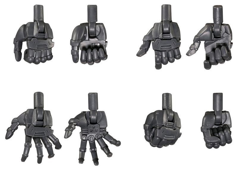 M.S.G モデリングサポートグッズ ハンドユニット 丸指ハンド・ネオ