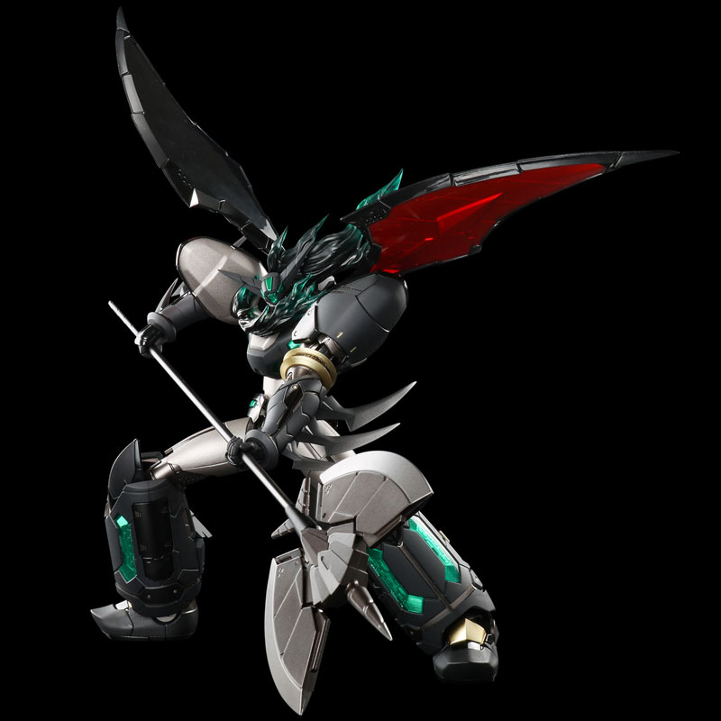 RIOBOT Getter Robo Armageddon Shin Getter 1 Black VER.(Pre-order)RIOBOT 真ゲッターロボ 世界最後の日 真ゲッター1 ブラックVER.Scale Figure