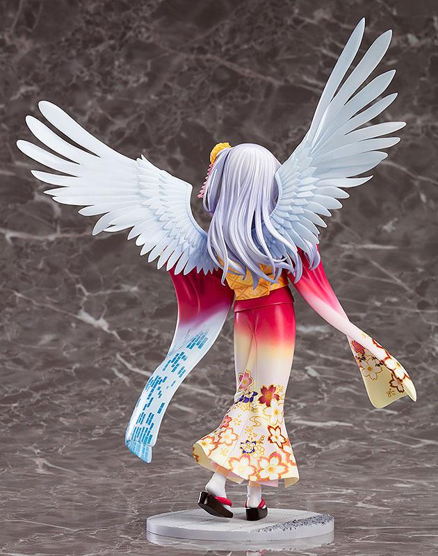 Angel Beats! Kanade Tachibana Haregi Ver. 1/8 Complete Figure(Pre-order)Angel Beats! 立華かなで 晴れ着Ver. 1/8 完成品フィギュアScale Figure